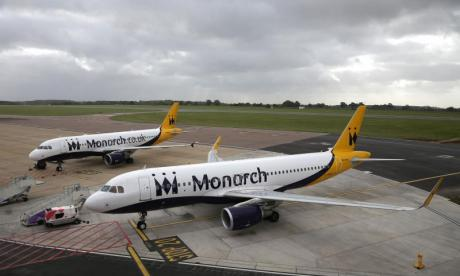 'Brexit is bonkers' - Monarch collapse blamed on Brexit as travel chaos continues