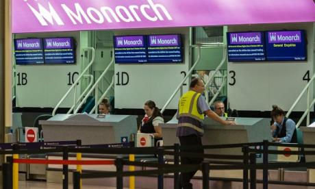 Monarch: 'Ryanair has forced others out of business leaving taxpayers with the bill'