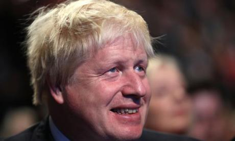 Boris Johnson has been at the centre of much of the in-fighting