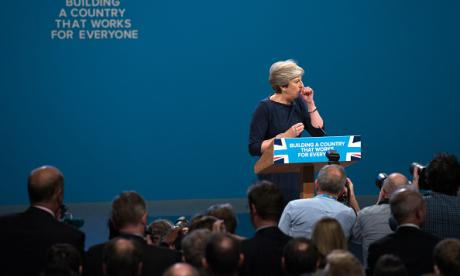 Theresa May speech: 'Only Tory gain over Labour and Jeremy Corbyn was competence and they've lost that', says commentator