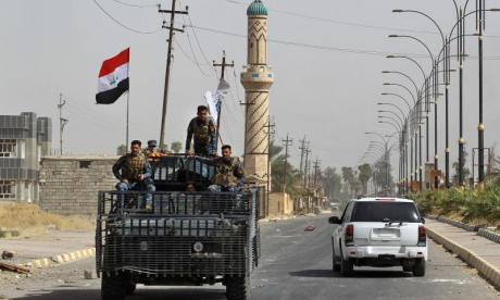Iraqi forces capture city centre of Hawija from Isis