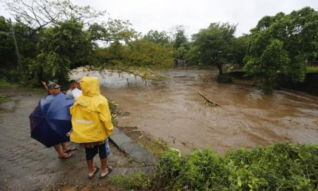 Storm Nate kills at least 22 in Costa Rica, Honduras and Nicaragua