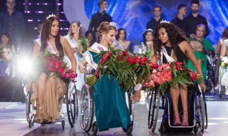 The first ever Miss Wheelchair World has been crowned in Poland