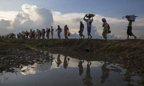 Rohingya refugees fill camps to bursting point, but how did it get to this stage?