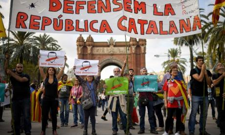 The EU has refused to recognise the result of Catalonia's independence referendum