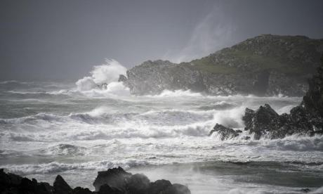 Scotland braced for Storm Ophelia as Ireland recovers from severe gusts