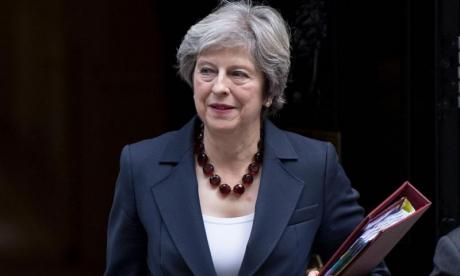 'You cruelly treated us like animals' - Theresa May criticised over mental health announcement