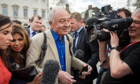 Jenny Manson expressed her support for Jeremy Corbyn and Ken Livingstone