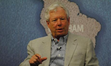 Richard Thaler was a favourite of David Cameron