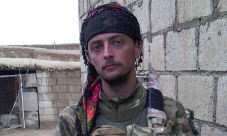 British man fighting against Islamic State in Syria dies while clearing landmines in Raqqa