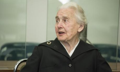 Ursula Haverbeck faces a series of convictions for Holocaust denial