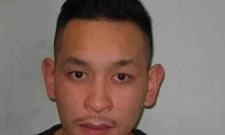 Anjungi Lam has been jailed for the attack