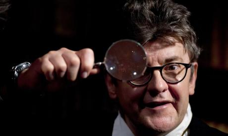 Joe Pasquale on his new book and the latest I'm A Celeb series