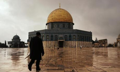 Guard banned from al-Aqsa Mosque and Jerusalem's Old City by Israeli police