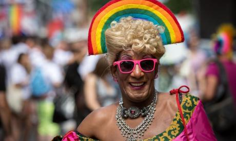 Drag queens sent to nurseries to teach toddlers about LGBT issues