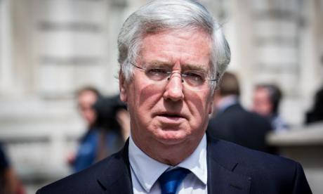 Sir Michael Fallon 'a massive loss for the Conservative Party', says Nadine Dorries MP