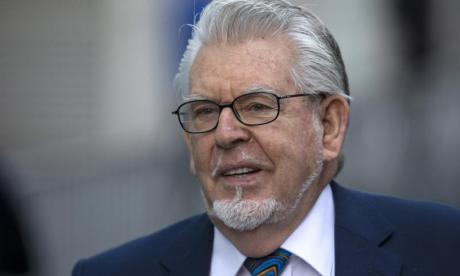 BREAKING: Rolf Harris has conviction overturned