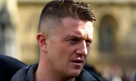 'There is a massive campaign by the deep state to bring down Britain First,' claims Tommy Robinson