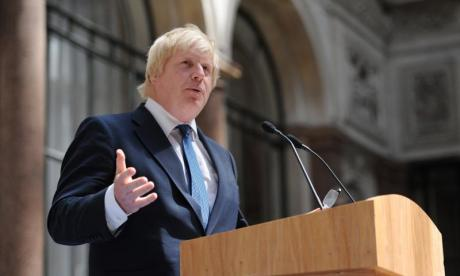 Boris Johnson implores North Korea to 'change course' after missile test