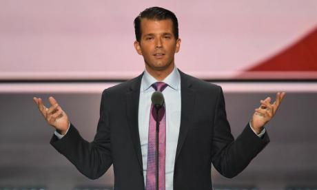 Donald Trump Jr releases communications with Wikileaks during 2016 campaign