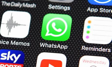 Users of Whatsapp left floundering after service temporarily went down on Friday