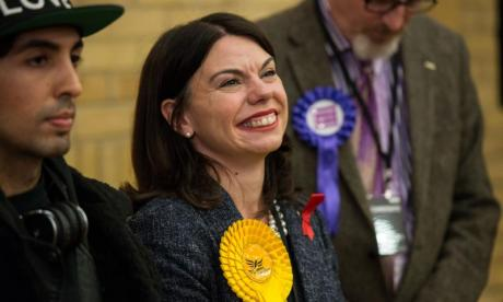 Sir Vince Cable dismisses suggestions Sarah Olney left his staff over reported election expenses investigation