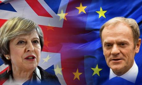 Brexit: 'If there is a deal, people will turn against the Government', says Peter Bone MP amid divorce bill reports
