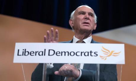 Sir Vince Cable blasts Government over falling level of apprenticeships