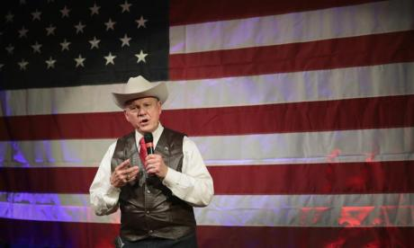 Republican Party doubles down in response to Roy Moore allegations