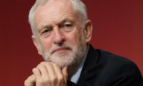 Jeremy Corbyn calls on UK to recognise Palestine on Balfour Declaration anniversary