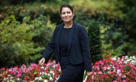 Priti Patel's position is not 'tenable', says Green Party co-leader Jonathan Bartley