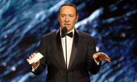 Kevin Spacey reportedly cut from upcoming Ridley Scott film