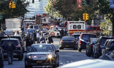 Five Argentinians named as victims of New York City attack as Donald Trump calls for stepped up vetting procedures