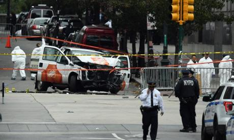 New York attack: 'It was just a matter of time', says journalist