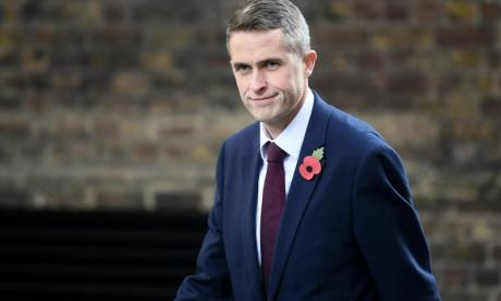 Gavin Williamson appointed as new Defence Secretary after Sir Michael Fallon resignation