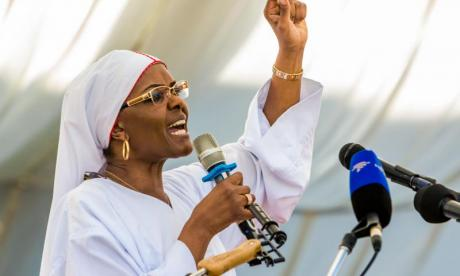 Zimbabwe: The rise of 'mad woman' Grace Mugabe