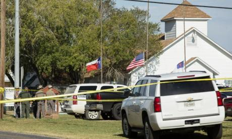 Sutherland Springs: 'There's a depressing repetitiveness' to US mass shooting events, says RUSI representative