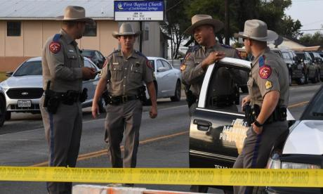 Sutherland Springs: Who is the suspected gunman who attacked a church in Texas?