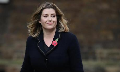 Priti Patel replaced by Penny Mordaunt