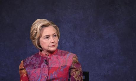 Hillary Clinton says a Trump directive for Justice Department to investigate her would be 'abuse of power'