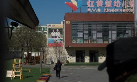 Parents make false accusations of abuse against nursery in China