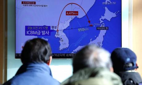 'North Korea is afraid it will be attacked but the pace of the situation may lessen'