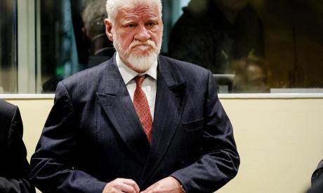 Slobodan Praljak: The Bosnian Croat war criminal who drank poison at The Hague