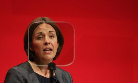 Kezia Dugdale has joined I'm A Celebrity