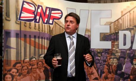 Nick Griffin's latest report is, well, extraordinary