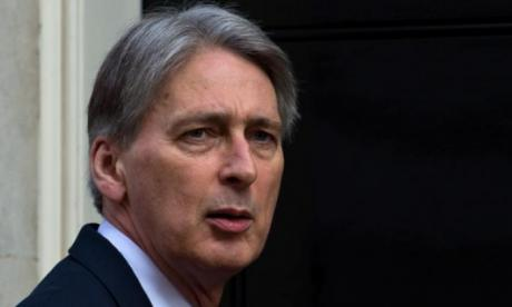 Philip Hammond has been urged to ramp up military spending