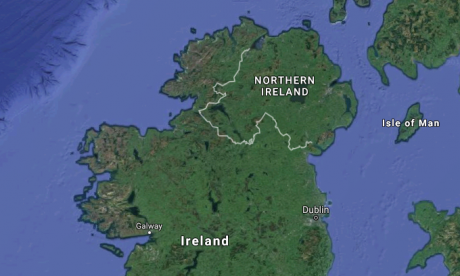 Irish government denies threatening Brexit as Northern Ireland border row continues