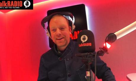 Caller hilariously misses the point of Rufus Hound's 'ghost sex' question