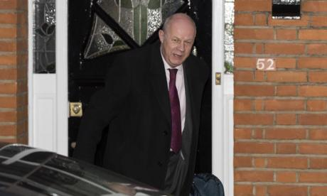 Damian Green was forced to step down after pornography revelations