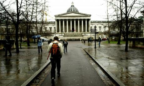 University College London apologises after 'white campus' tweet